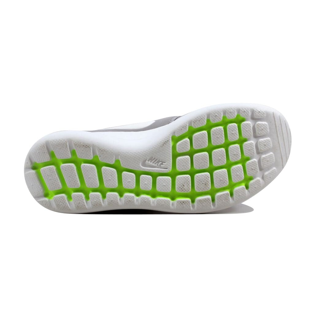 sneakers for cheap ad070 9a649 Shop Nike Roshe Two Light Iron Ore Summit White-Volt 844931-003 Women s -  On Sale - Free Shipping Today - Overstock - 22340141