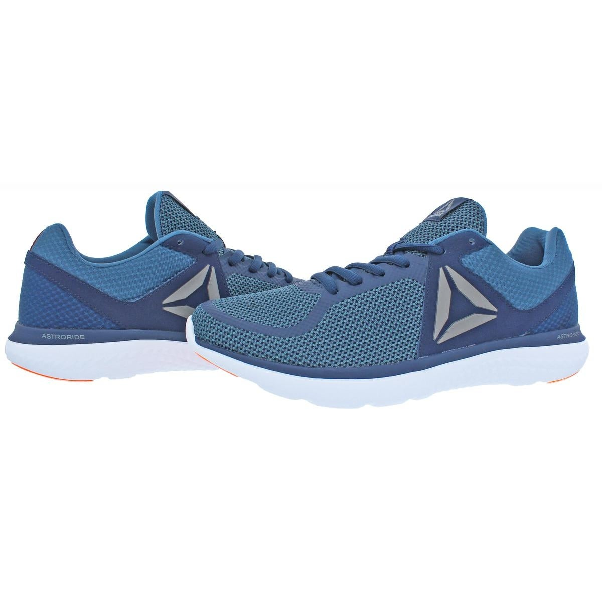 3f1a426a6b2 Shop Reebok Mens Astroride Run MT Running Shoes MemoryTech Lightweight -  Ships To Canada - Overstock.ca - 22680367