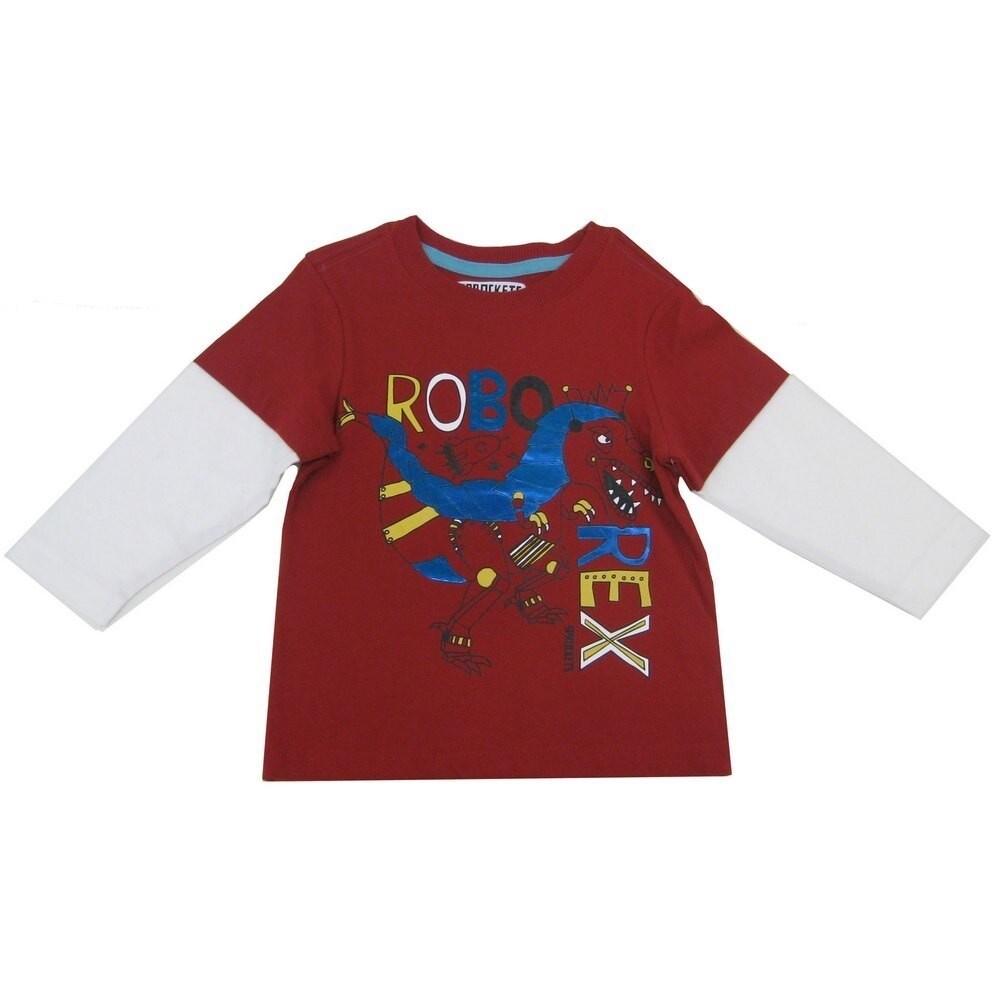 c54c2e6d4 Shop Sprockets Little Boys Red White