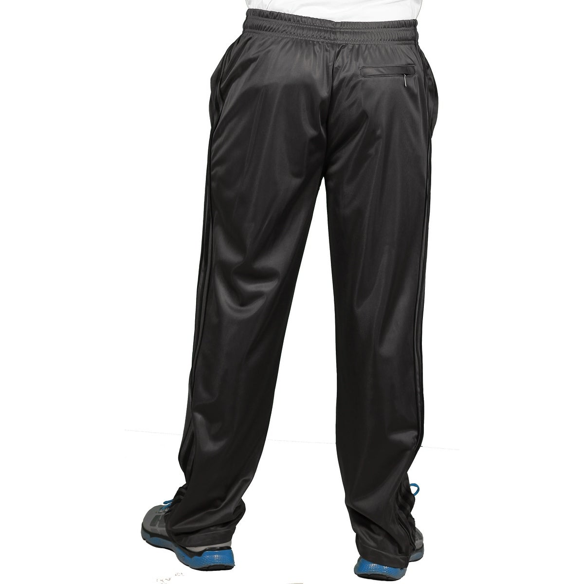 c1565098893d Shop Brooklyn Xpress Men s Tricot Track Pant - Free Shipping On Orders Over   45 - Overstock - 14768036