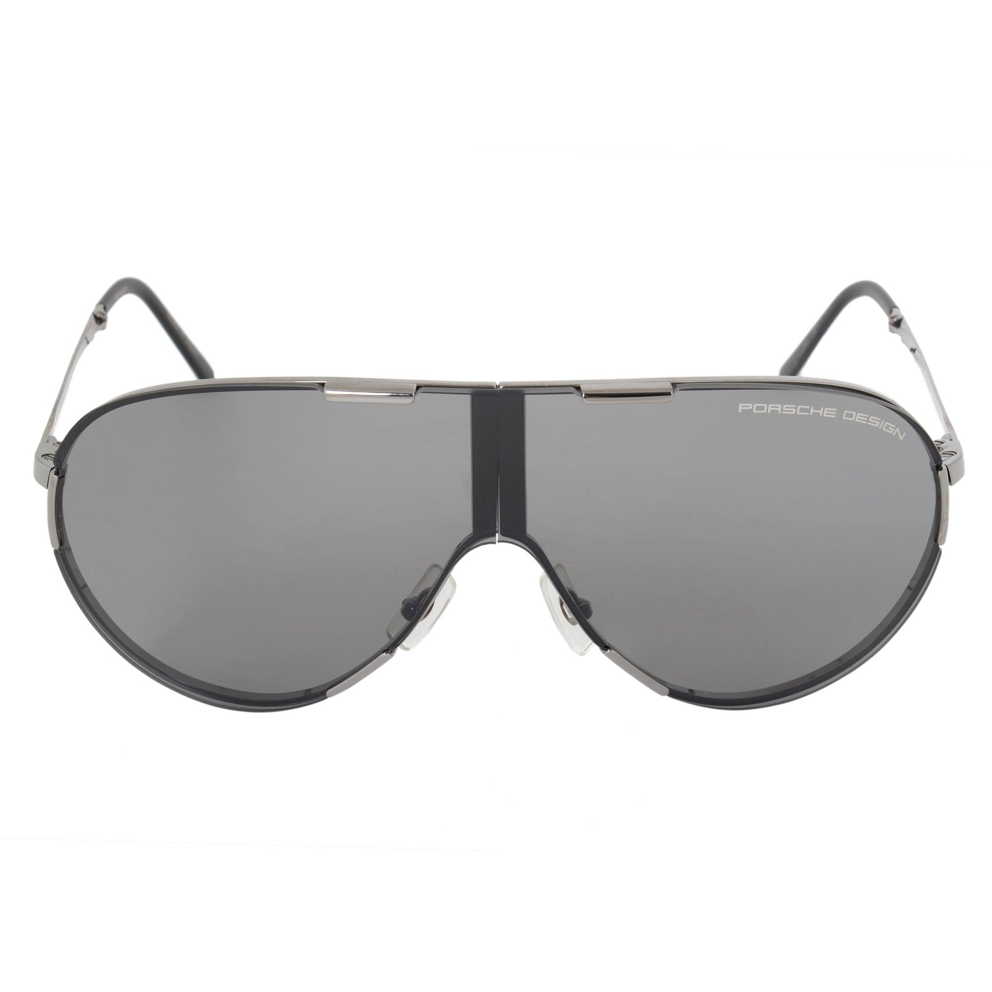 a364fe208b9 Shop Porsche Design Design P8486 C 71 Unbreakable Foldable Aviator  Sunglasses for Men - Free Shipping Today - Overstock - 19622833