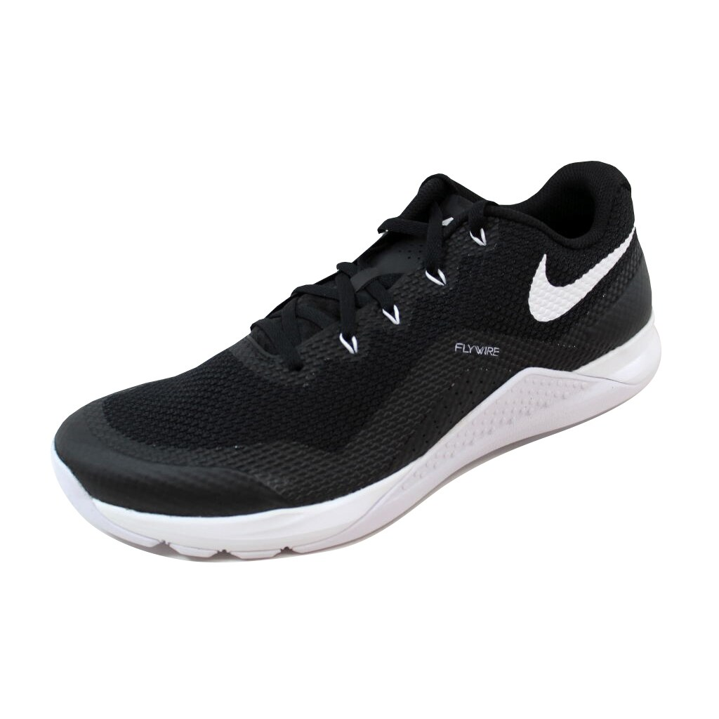 newest 3faed f6fda Shop Nike Metcon Repper DSX Black White 898048-002 Men s - Free Shipping  Today - Overstock - 21141906