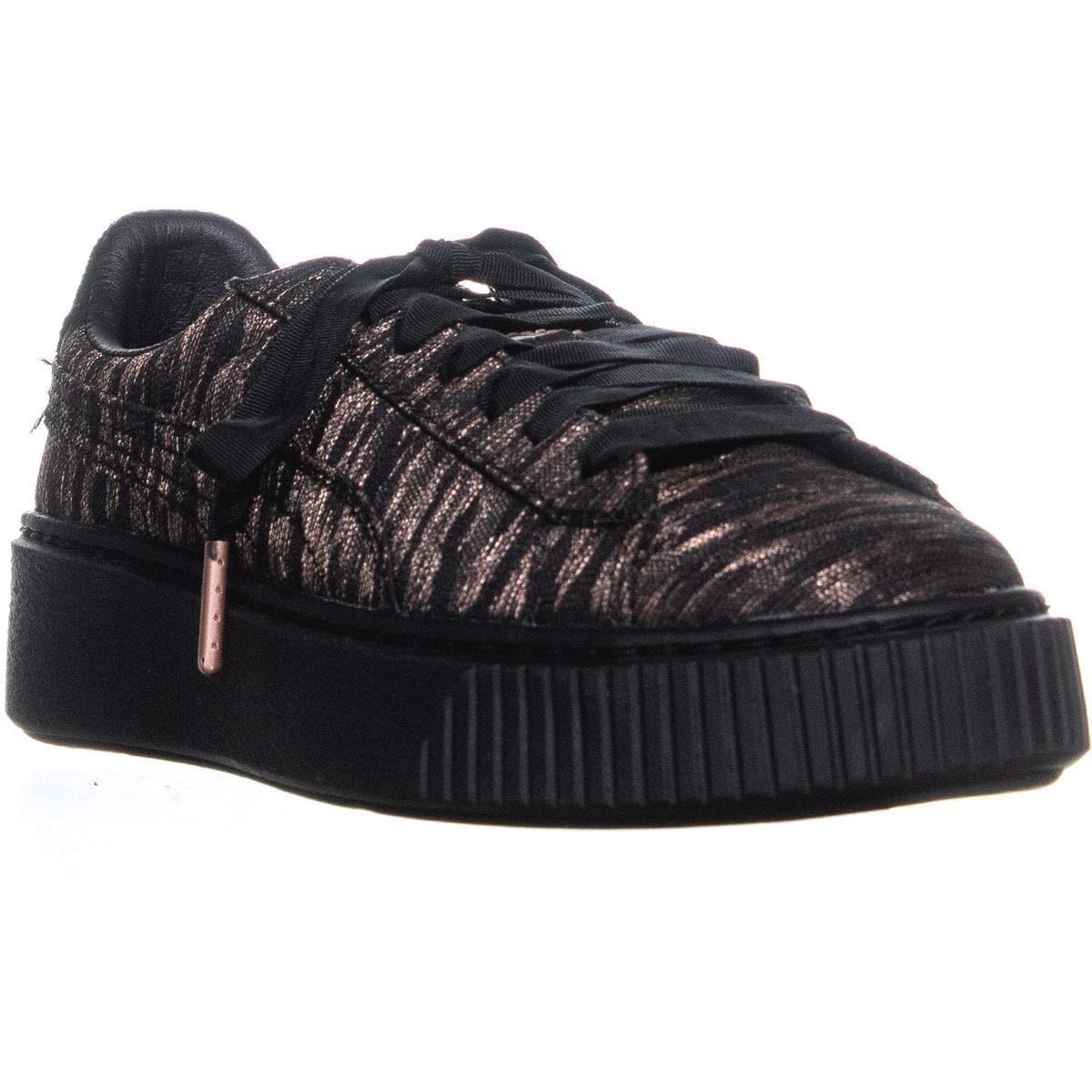 Shop PUMA Basket Platform VR Platform Sneakers 29e104a90
