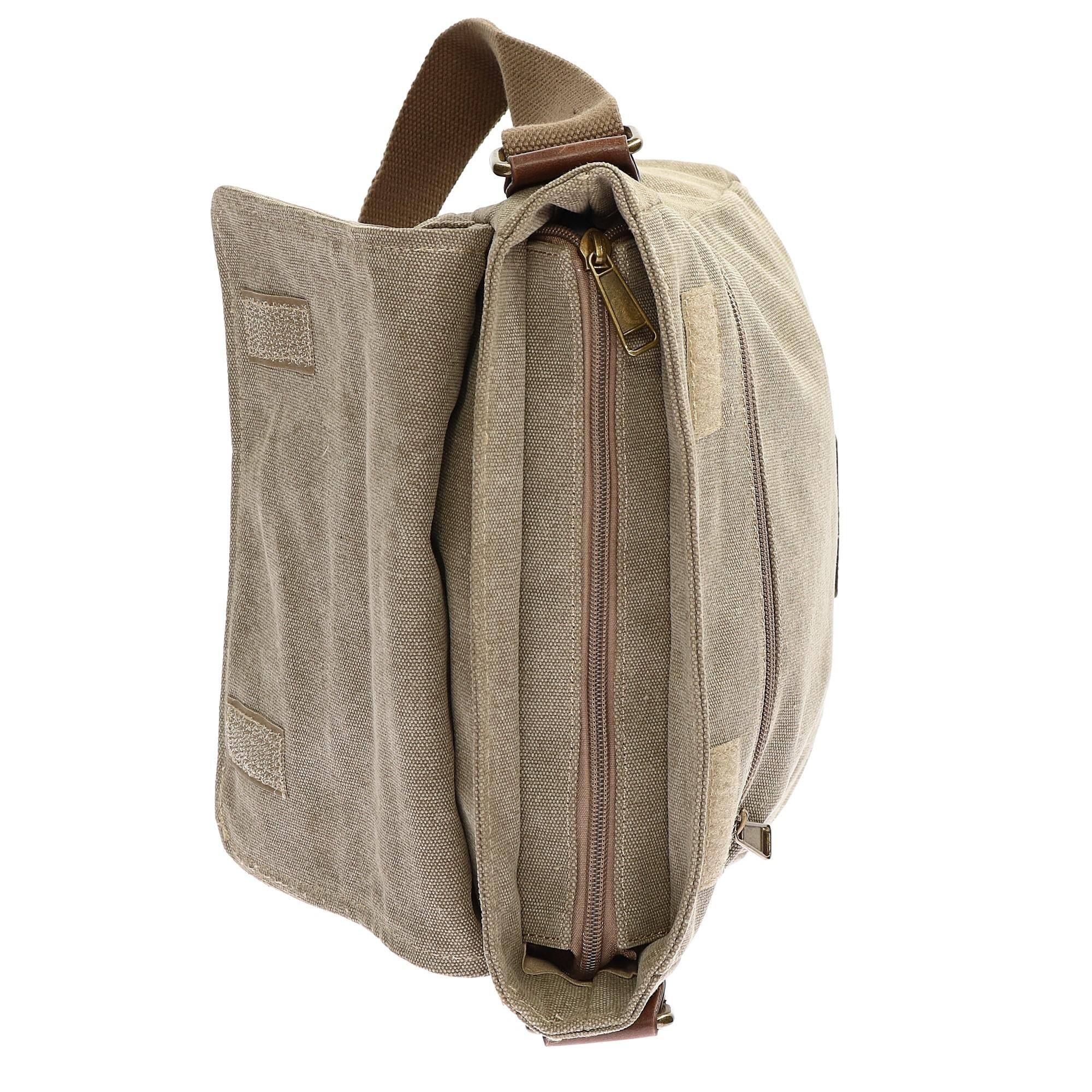 4a7437be43 Shop CargoIT Women s Cotton Canvas Crossbody Bag - one size - Free Shipping  On Orders Over  45 - Overstock - 21349933