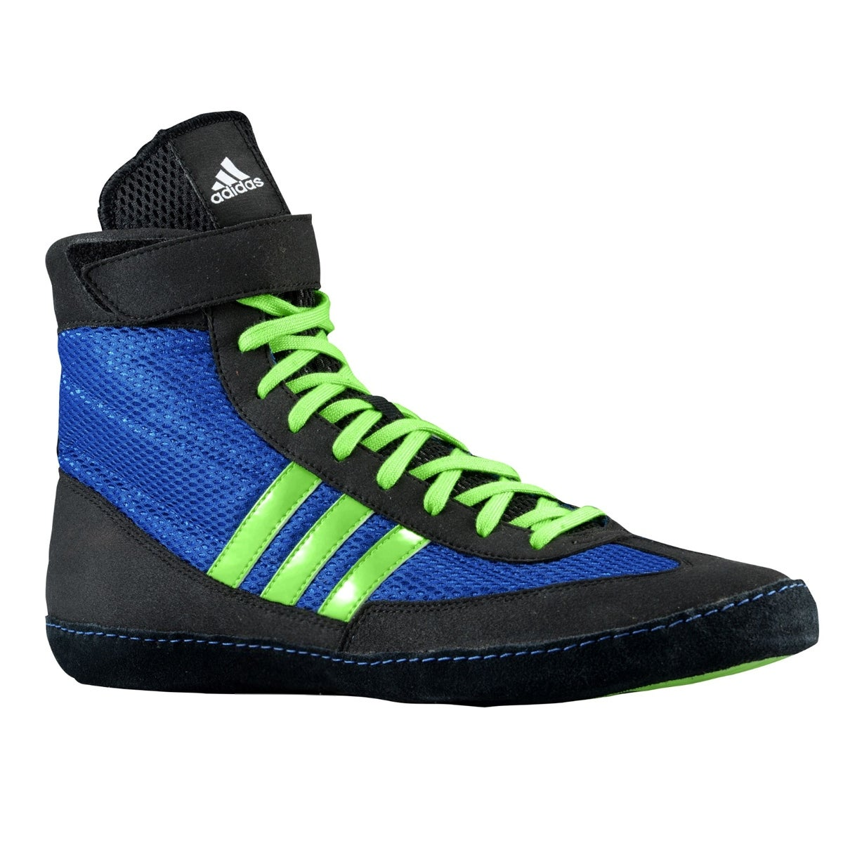 Shop Adidas Combat Speed 4 Wrestling Shoes - Royal Green Black - Free  Shipping Today - Overstock - 16067753 1015dbcd5