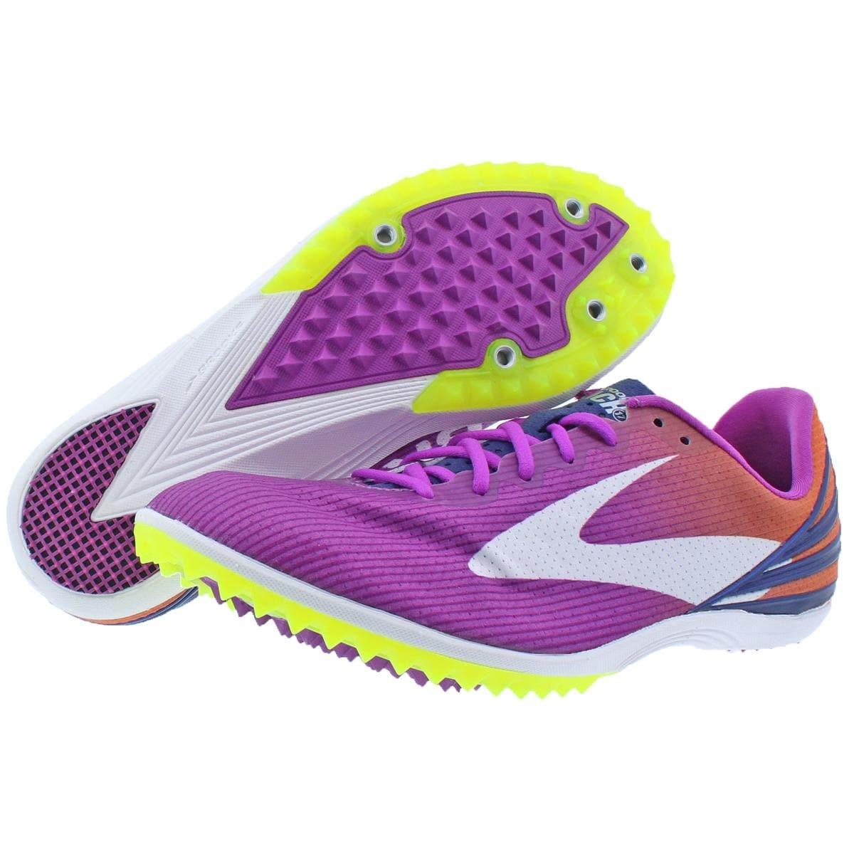 8500f17823d2e Shop Brooks Womens Mach 17 Spike Running Shoes Track Cross Country - 6  medium (b