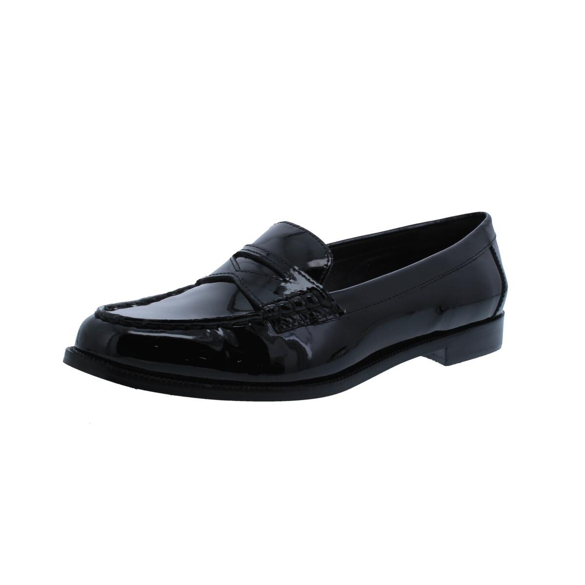 6056421e36d Shop Lauren Ralph Lauren Womens Barrett Penny Loafers Slip On - Free ...