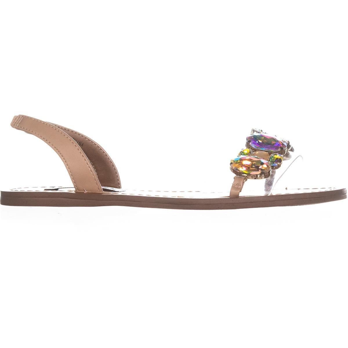 06aa466ad6e Shop Steve Madden Alice Gemstone Slip On Sandals