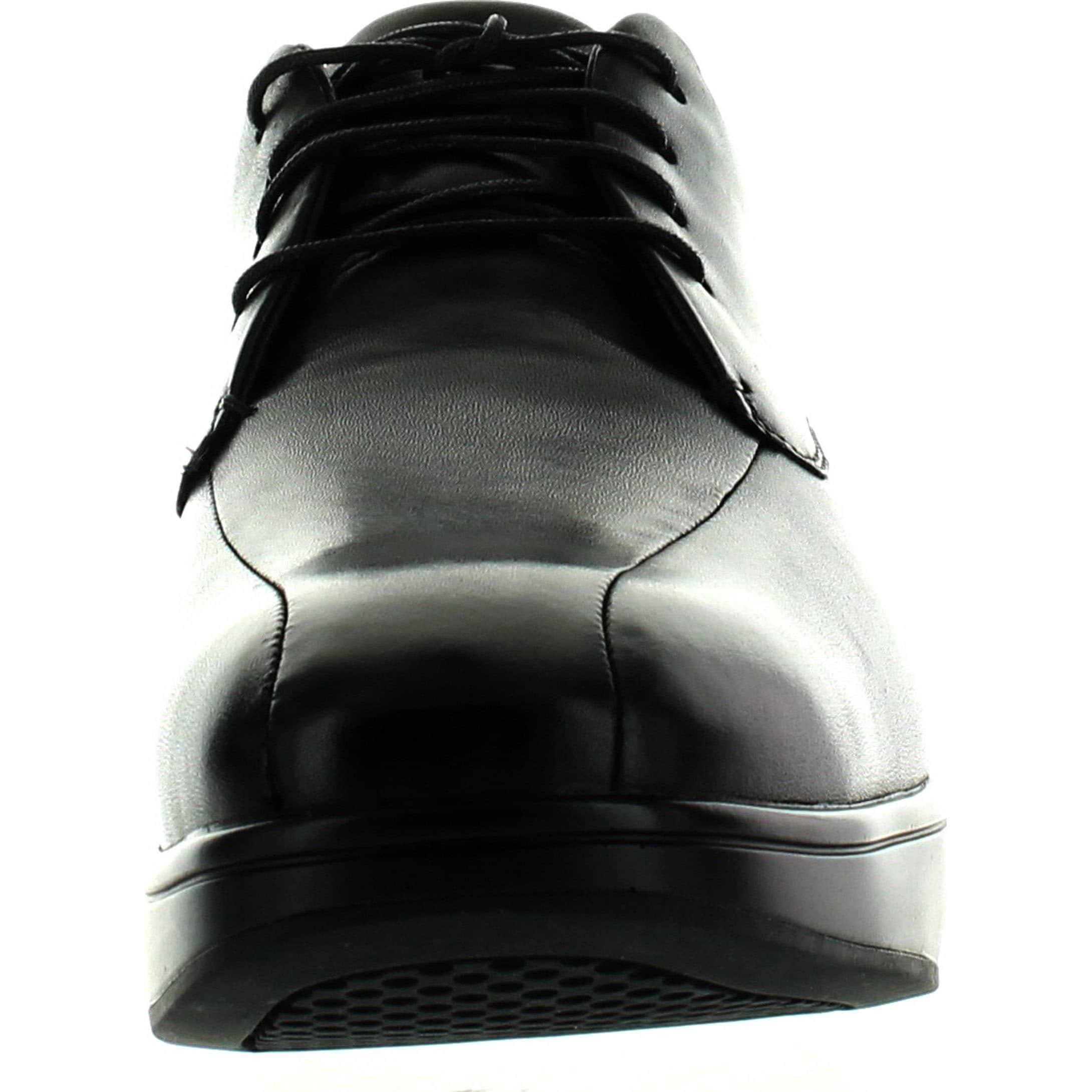 7e9635ca28 Shop Mbt Mens Bosi Laceup Shoes - Black - 39 m eu - Free Shipping Today -  Overstock.com - 14661524