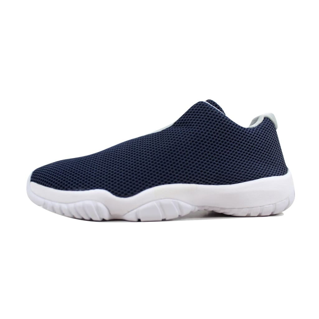 new arrival 18c6b 11cfb Shop Nike Men s Air Jordan Future Low Midnight Navy Grey Mist-White  718948-401 Size 8.5 - Free Shipping Today - Overstock - 22340194