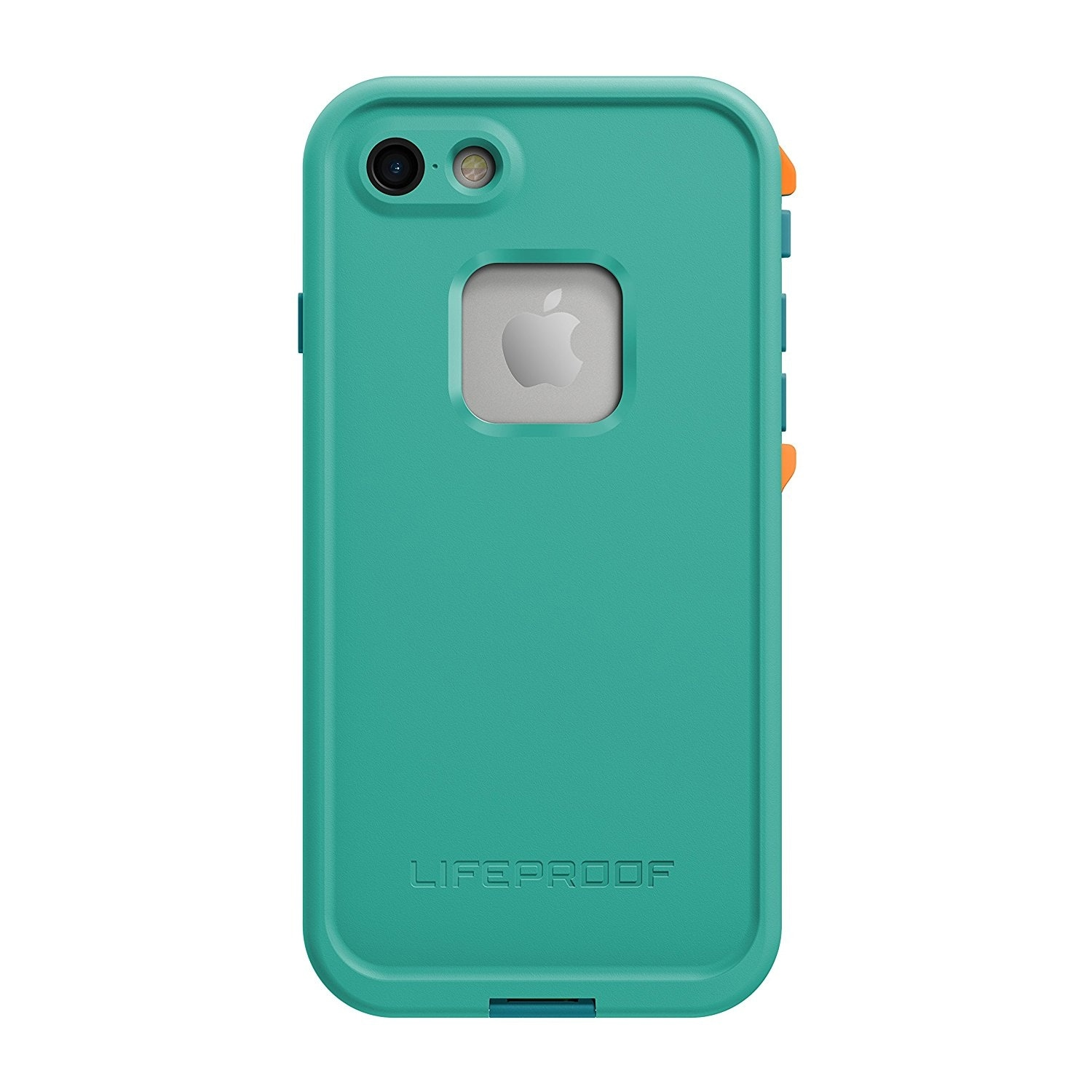 Shop Lifeproof Fre Series Waterproof Case For Iphone 7 Sunset Bay Samsung Galaxy S6 Light Teal Free Shipping Today 17359881