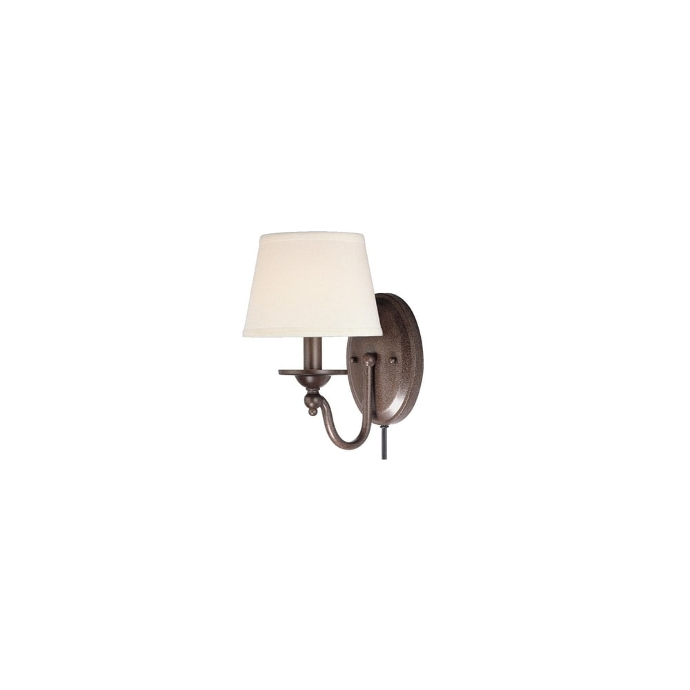 Westinghouse 69451 Up Lighting Wall Sconce From The Conestoga Collection Free Shipping Today 14329685