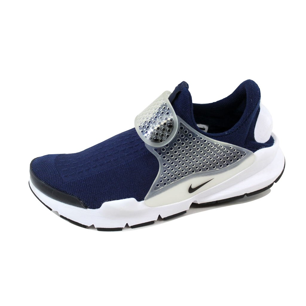premium selection 520f4 9b180 Nike Sock Dart KJCRD Midnight NavyBlack 819686-400 Mens
