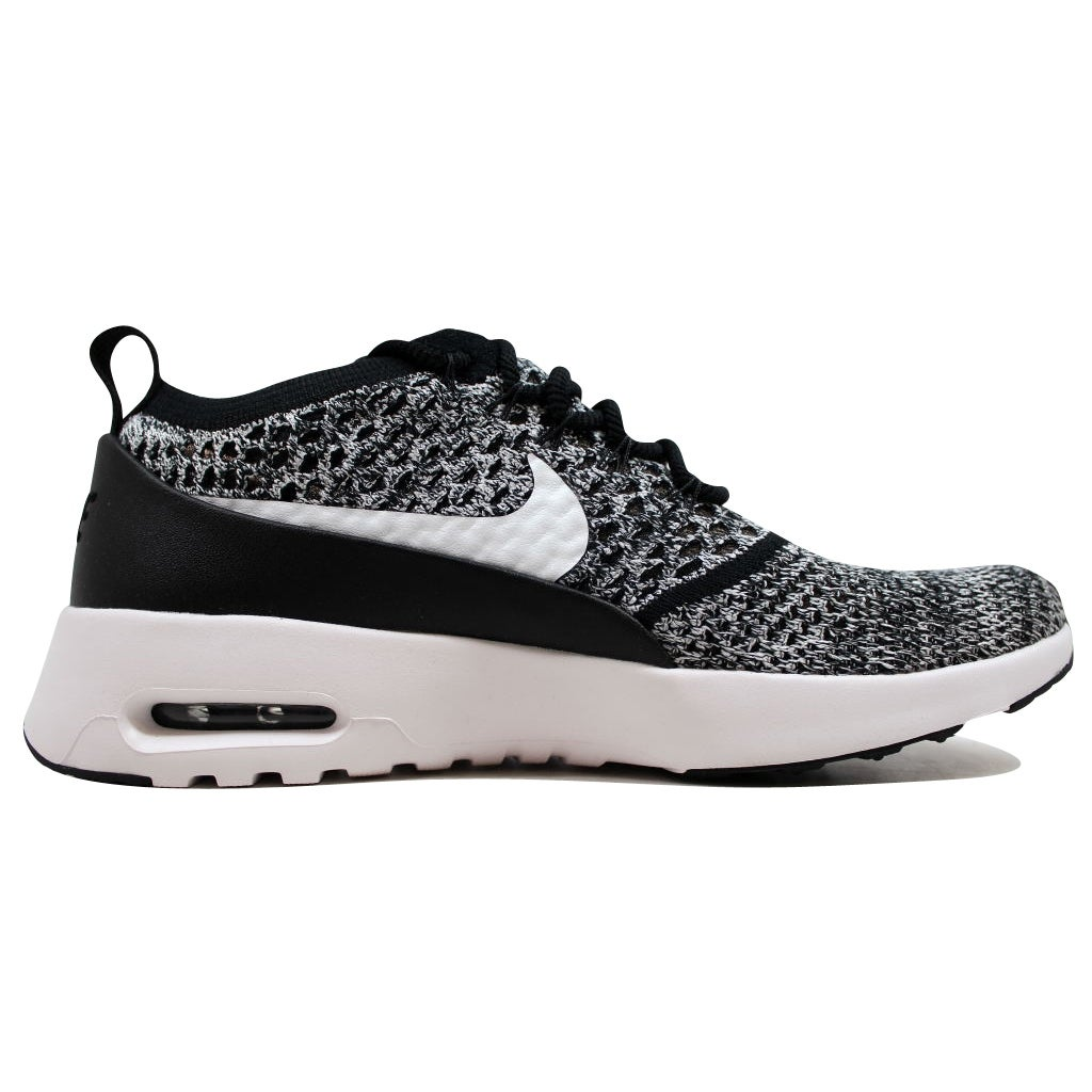 premium selection 9c4de 6b9ef Nike Air Max Thea Ultra Flyknit Black White 881175-001 Women s