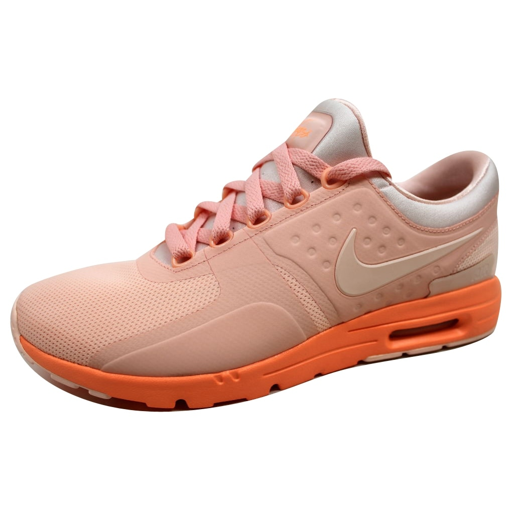 909dcc725a Shop Nike Women's Air Max Zero 0 Sunset Tint 857661-601 - Free Shipping  Today - Overstock - 19507993