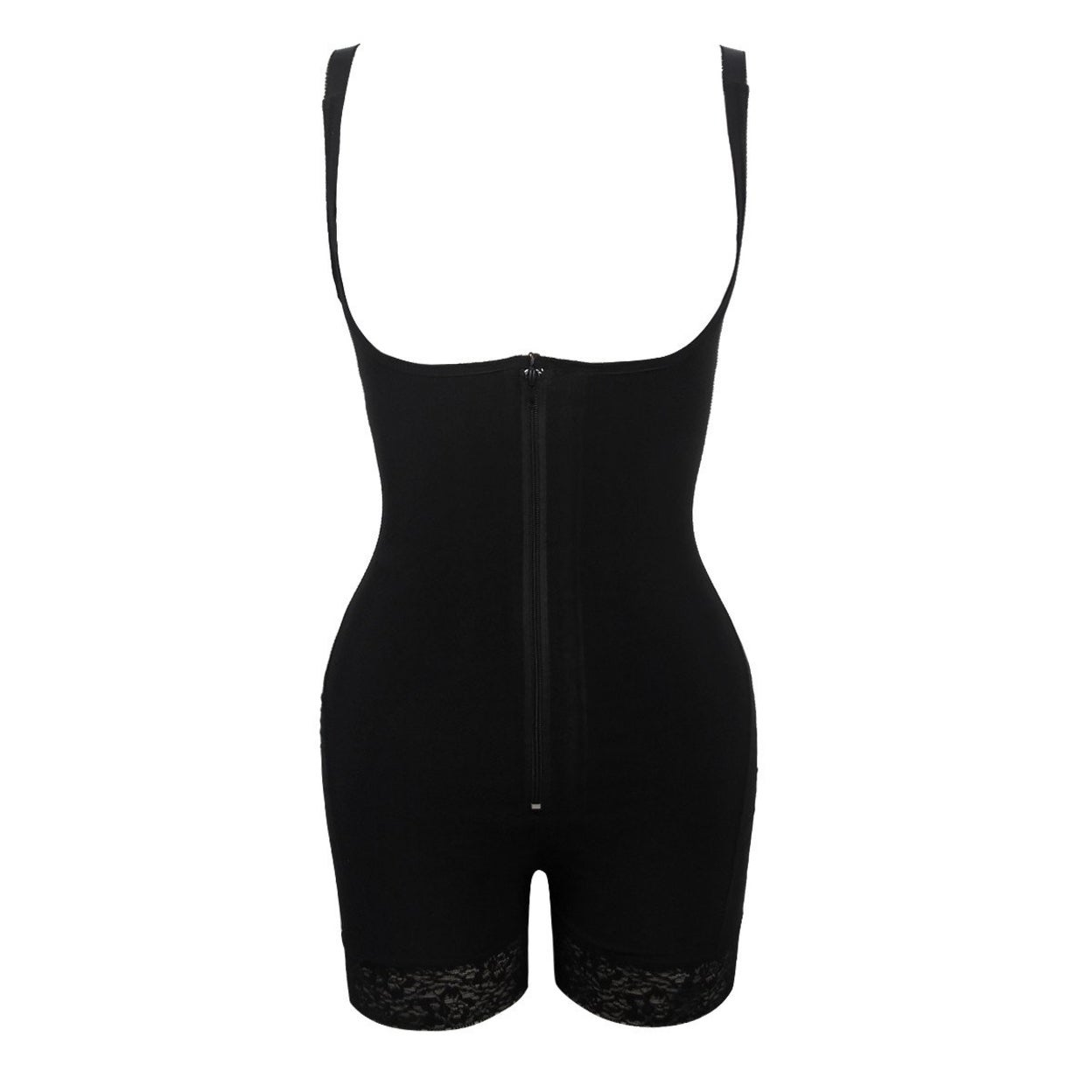 d7ff55261 Shop STYLEDOME Women Sexy Lift Butt Full Body Shaper Underbust Corset  Shoulder Strap Shapewear - On Sale - Free Shipping On Orders Over  45 -  Overstock - ...