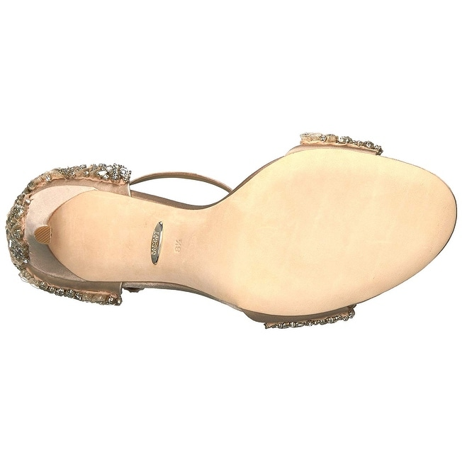 f601dcde1df Shop Badgley Mischka Women s Tampa Dress Sandal - 7.5 - Free Shipping Today  - Overstock - 24116011