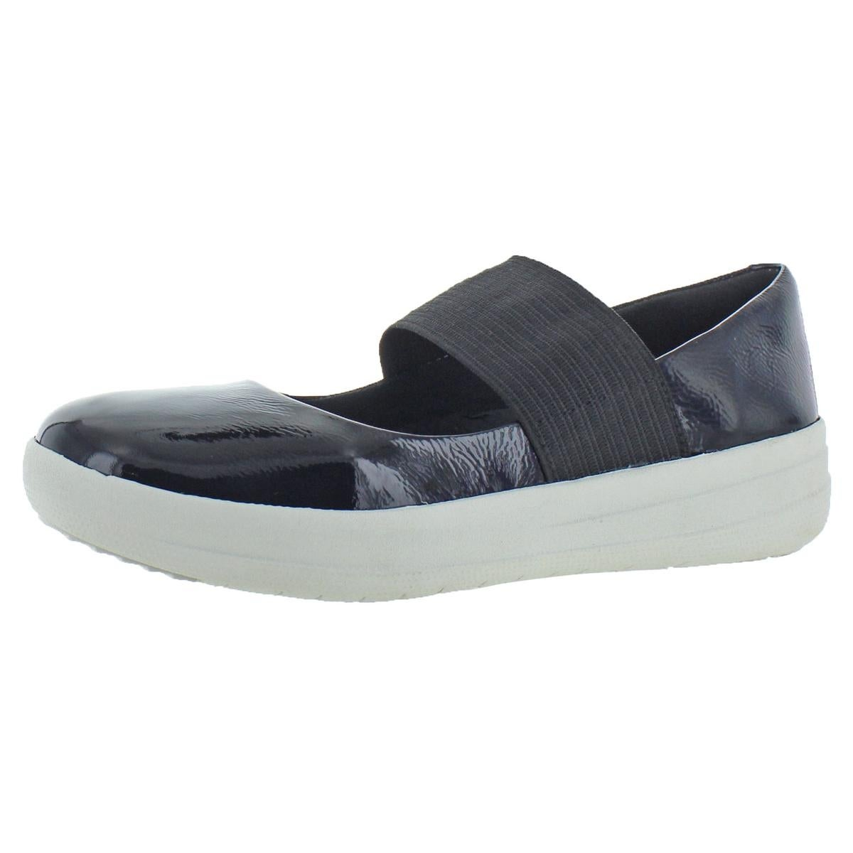 bddc6d714c5dec Shop Fitflop Womens F-Sporty Mary Jane Mary Janes Padded Insole Slip On -  On Sale - Free Shipping Today - Overstock - 26030373