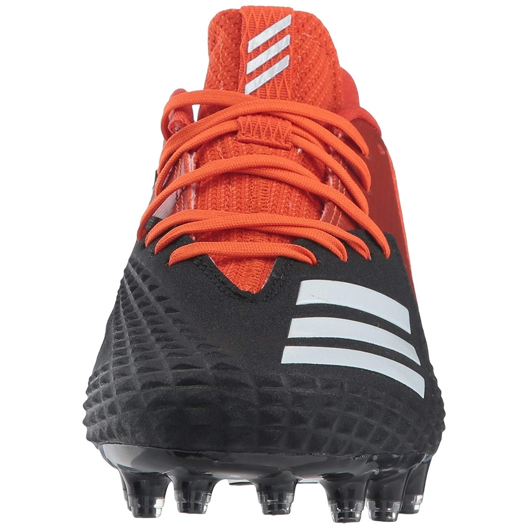 50c27d2142e2 Shop Adidas Mens Freak X Carbon Low Top Lace Up Soccer Sneaker - Free  Shipping On Orders Over $45 - Overstock - 22731300