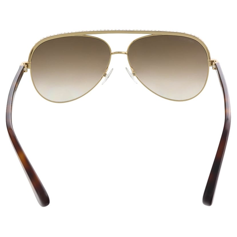0c6605026b61 Shop Jimmy Choo LINA S 0J8A Rose Gold Aviator sunglasses - Free Shipping  Today - Overstock - 13402423