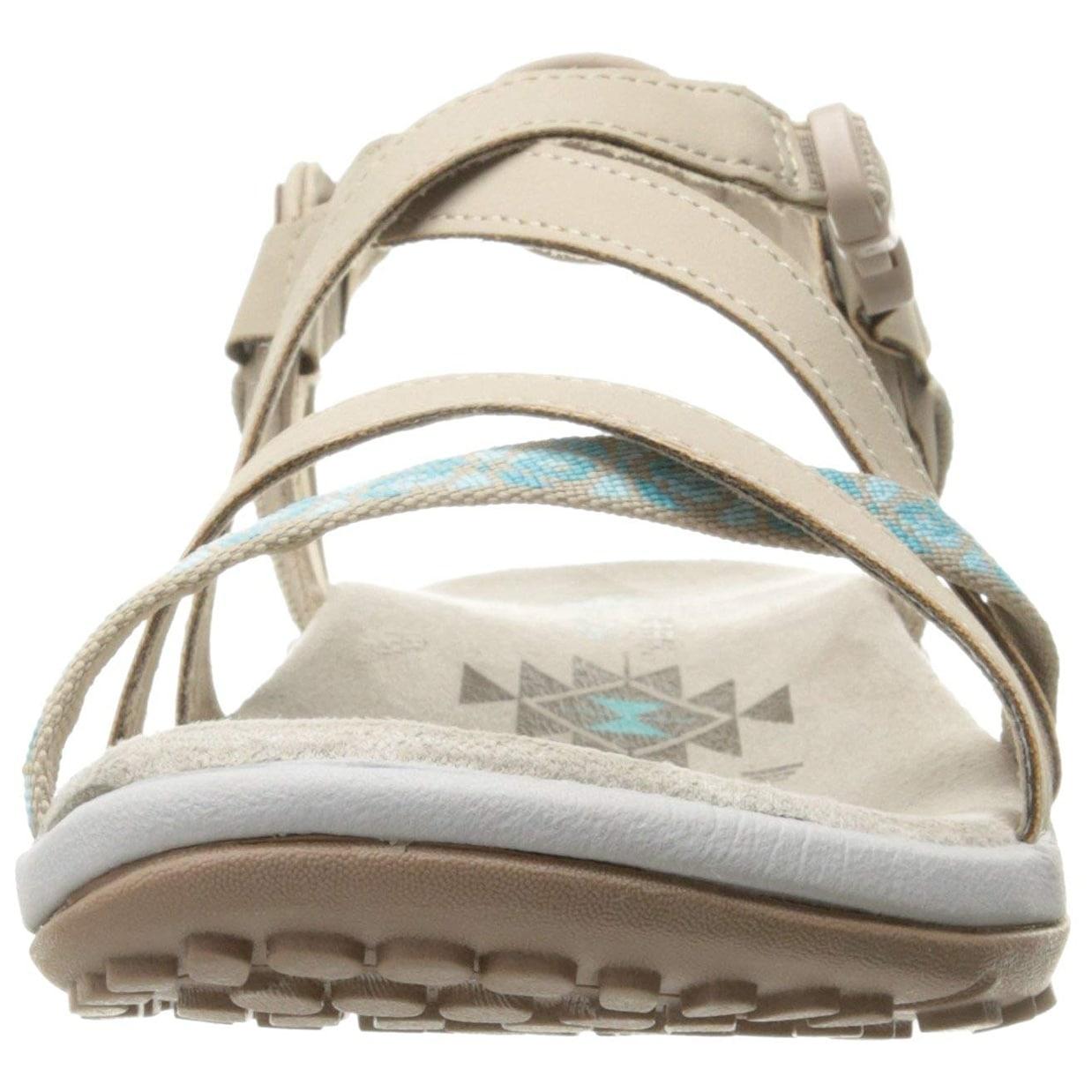 9fe8733a1e1 Shop Skechers Women s Regga Slim Keep Close Gladiator Sandal