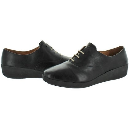 dd233ce97625 Shop FitFlop Women s F Pop Oxford Sneaker Shoes Leather - Free Shipping On  Orders Over  45 - Overstock - 17404188