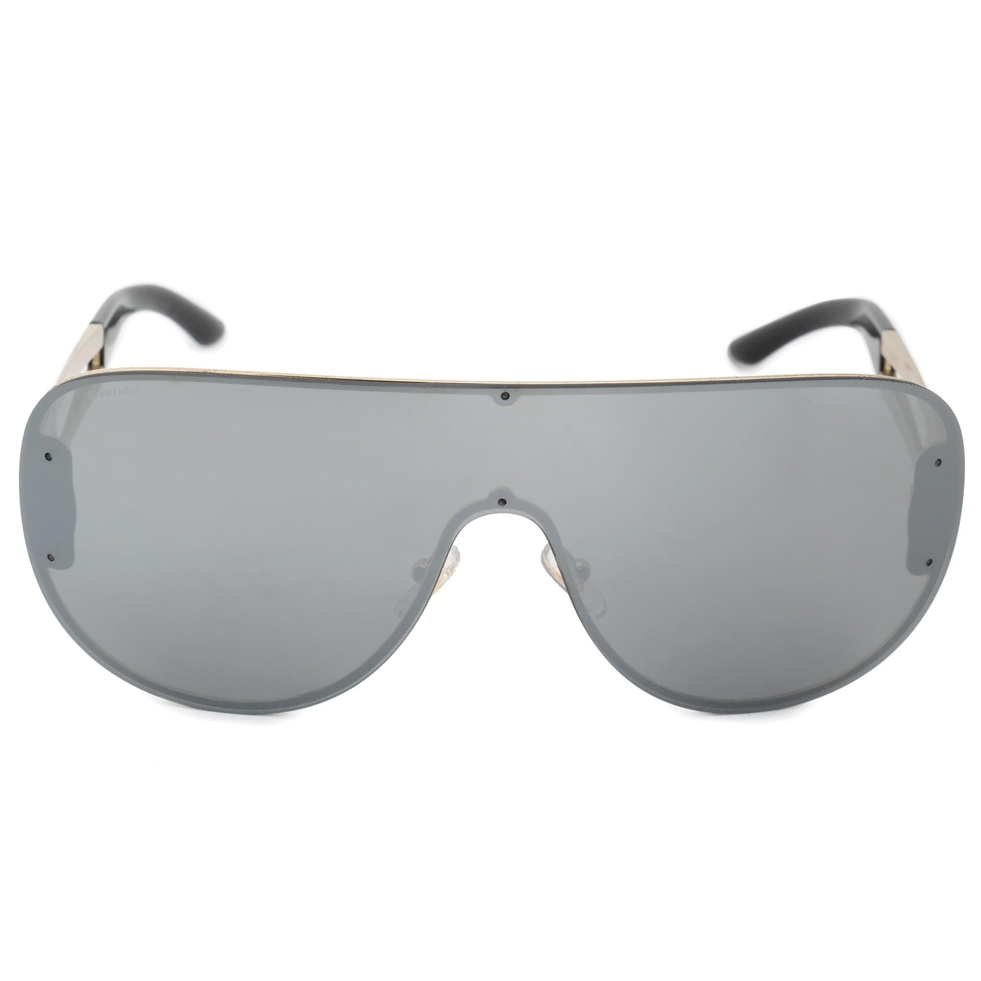 d5948bb1493c4 Shop Versace Shield Sunglasses VE2166 12526G 62 - Free Shipping ...