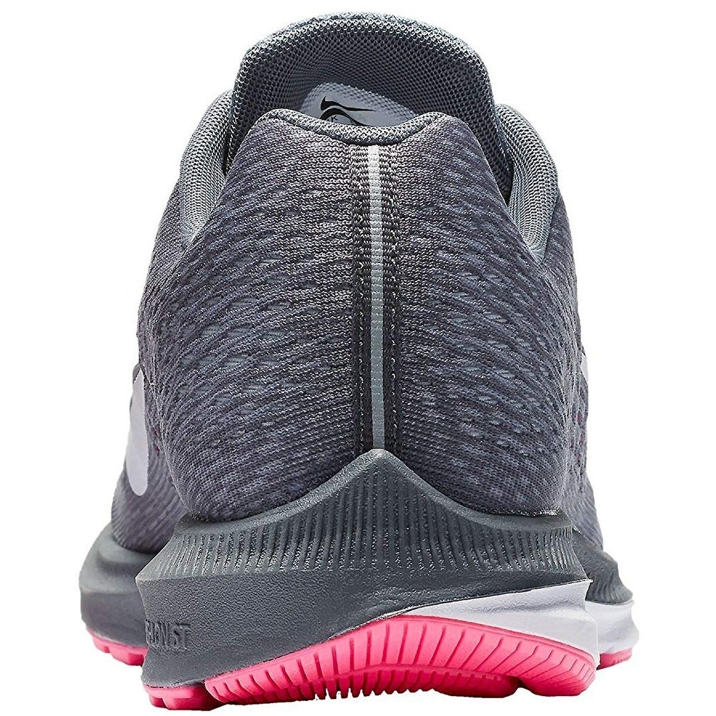 0d6f2487277f Shop Nike Wmns Zoom Winflo 5 Running Shoes Dark Grey White Cool Grey Size 8  - Free Shipping Today - Overstock.com - 24302402