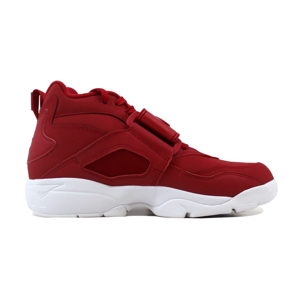e9b90e3a6e5 Shop Nike Men s Air Diamond Turf Gym Red Gym Red-White Deion Sanders 309434- 600 - Free Shipping Today - Overstock - 22340550
