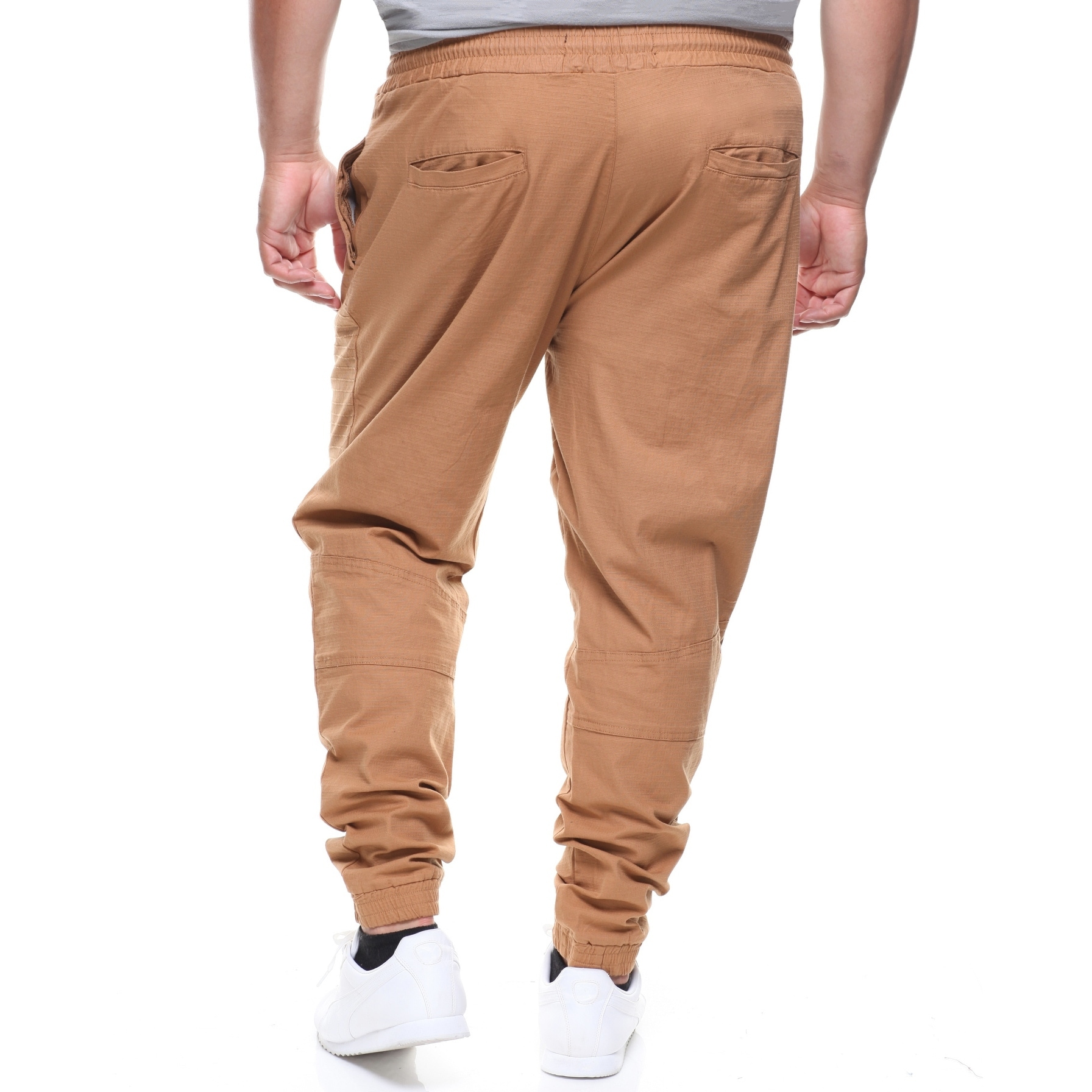 958611fd2c45b Shop Fly Society Big Men's Stretch Twill Ripstop Jogger Pant - On Sale -  Free Shipping On Orders Over $45 - Overstock - 18527936