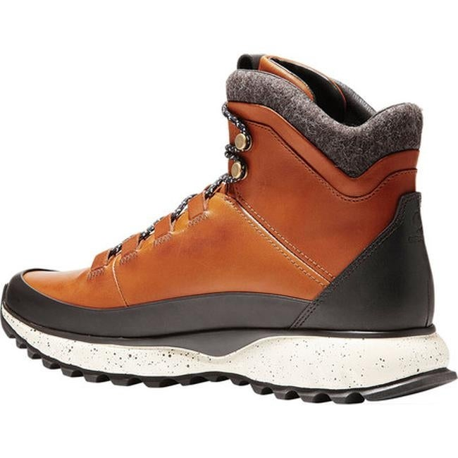 c1ba7ed27e7 Cole Haan Men's ZEROGRAND Explore Waterproof All-Terrain Hiker  Mesquite/Dark Roast/Blueberry/White Pine Leather