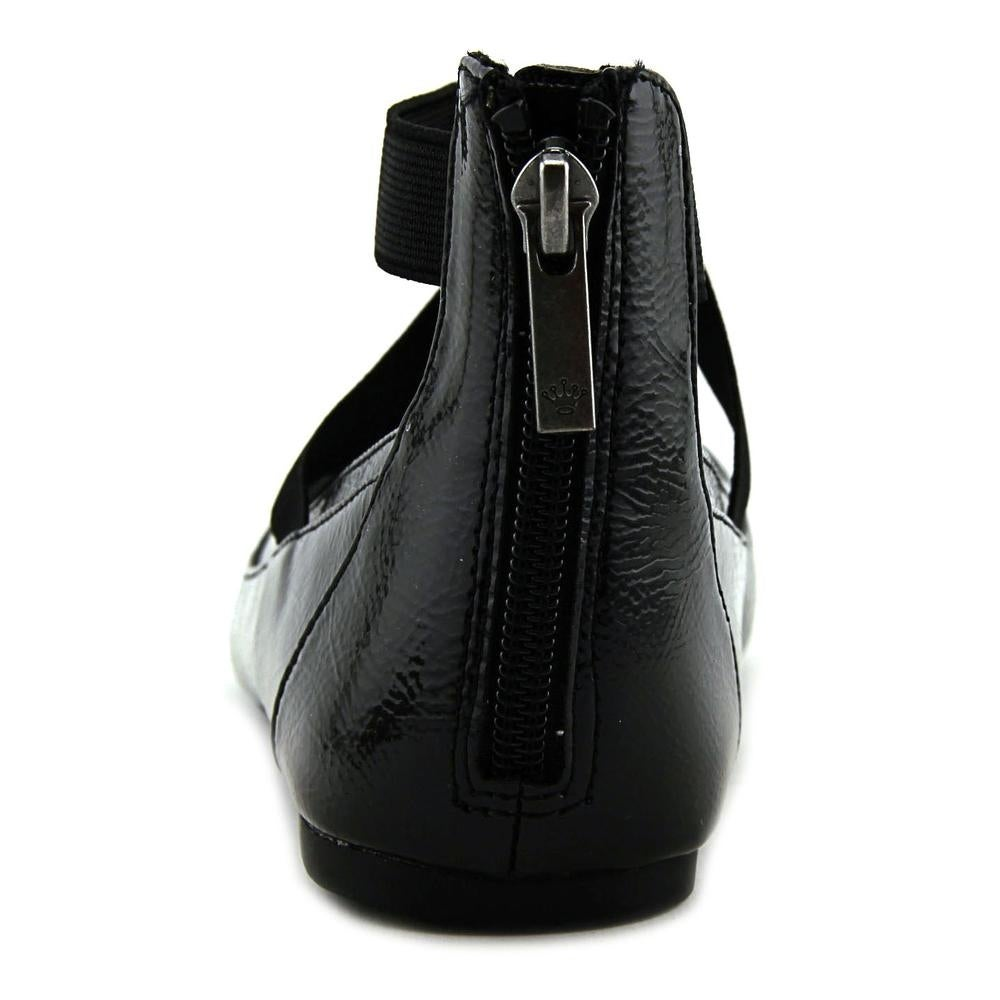 a4950c423cbe Shop Nina alicea Youth Round Toe Patent Leather Black Ballet Flats - Free  Shipping On Orders Over  45 - Overstock - 16466526