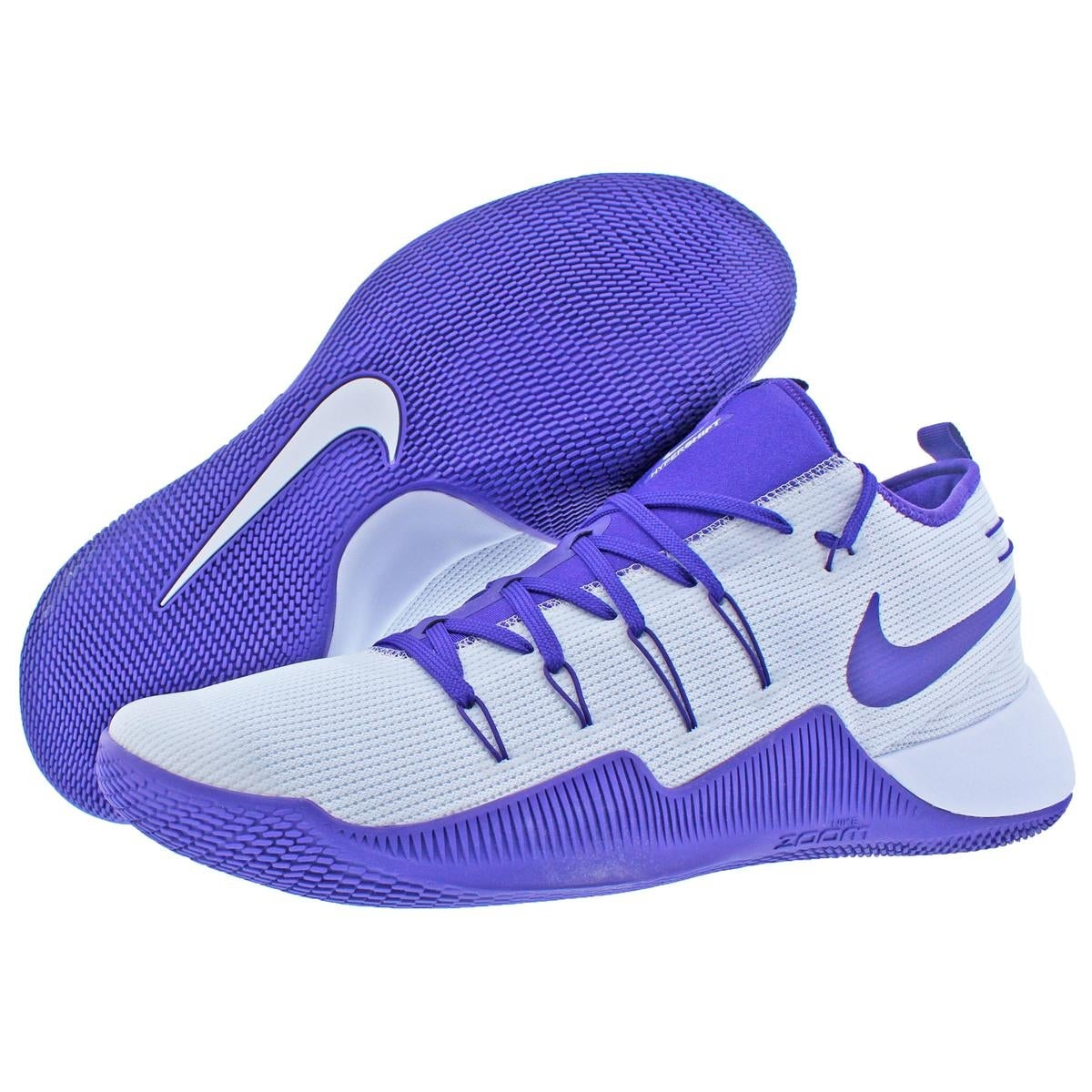 on sale 3befb e7d94 Shop Nike Mens Hypershift TB PROMO Basketball Shoes Mid Top Nike Zoom -  Ships To Canada - Overstock - 21942603