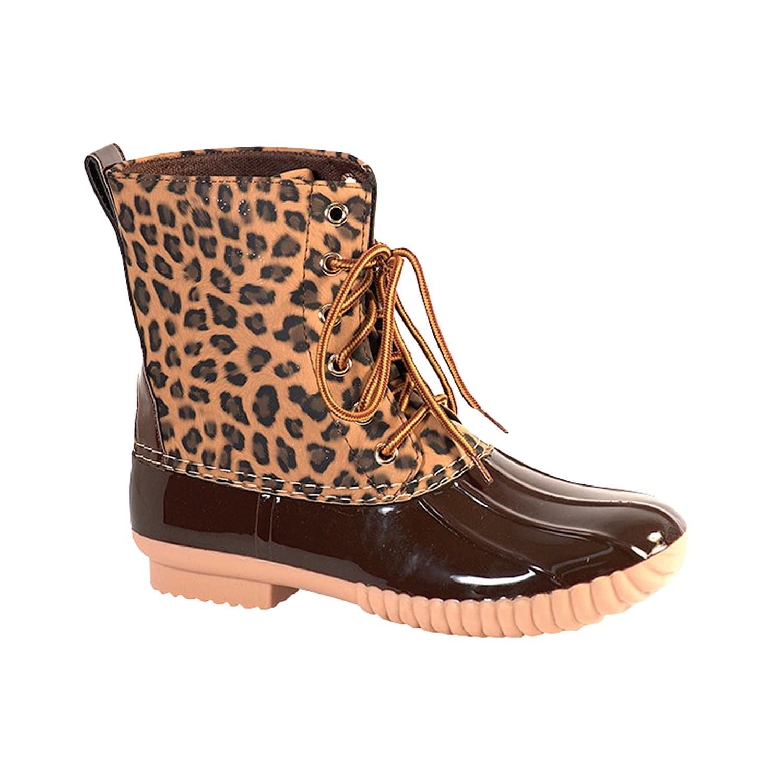 859f8f93e73 Shop Women s Avanti Rosetta Duck Boots - WaterProof Rain Boots - On ...