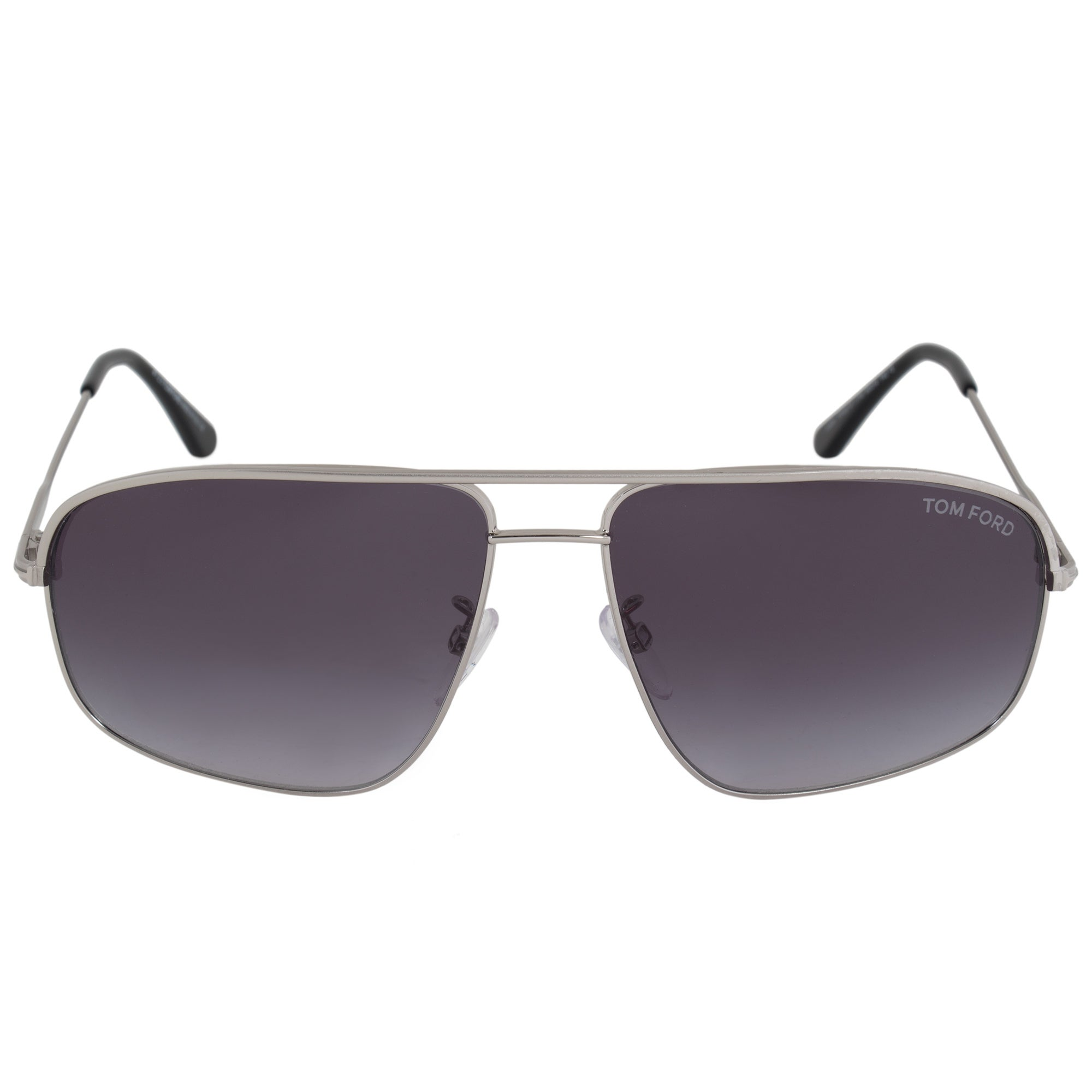 9987fc44959e7 Shop Tom Ford Justin Pilot Sunglasses FT0467 F 17W 60 - Free ...