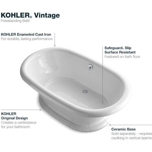 Shop Kohler K-700 Vintage Collection 72\