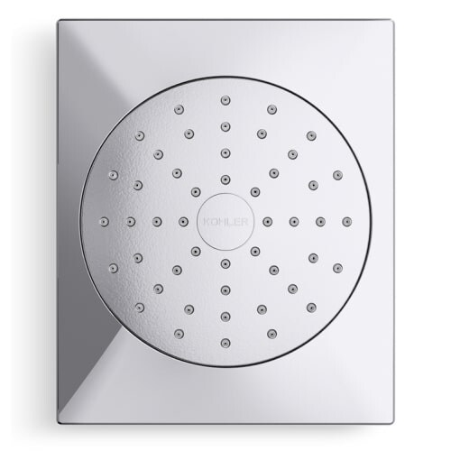 Kohler K 45215 G Loure 1.75 GPM Single Function Shower Head With Katalyst  Air In   Free Shipping Today   Overstock.com   25398857