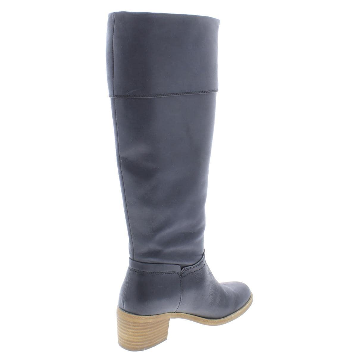 e649e170e98 Shop Ugg Womens Carlin Knee-High Boots Leather Fashion - Free Shipping  Today - Overstock.com - 24254614