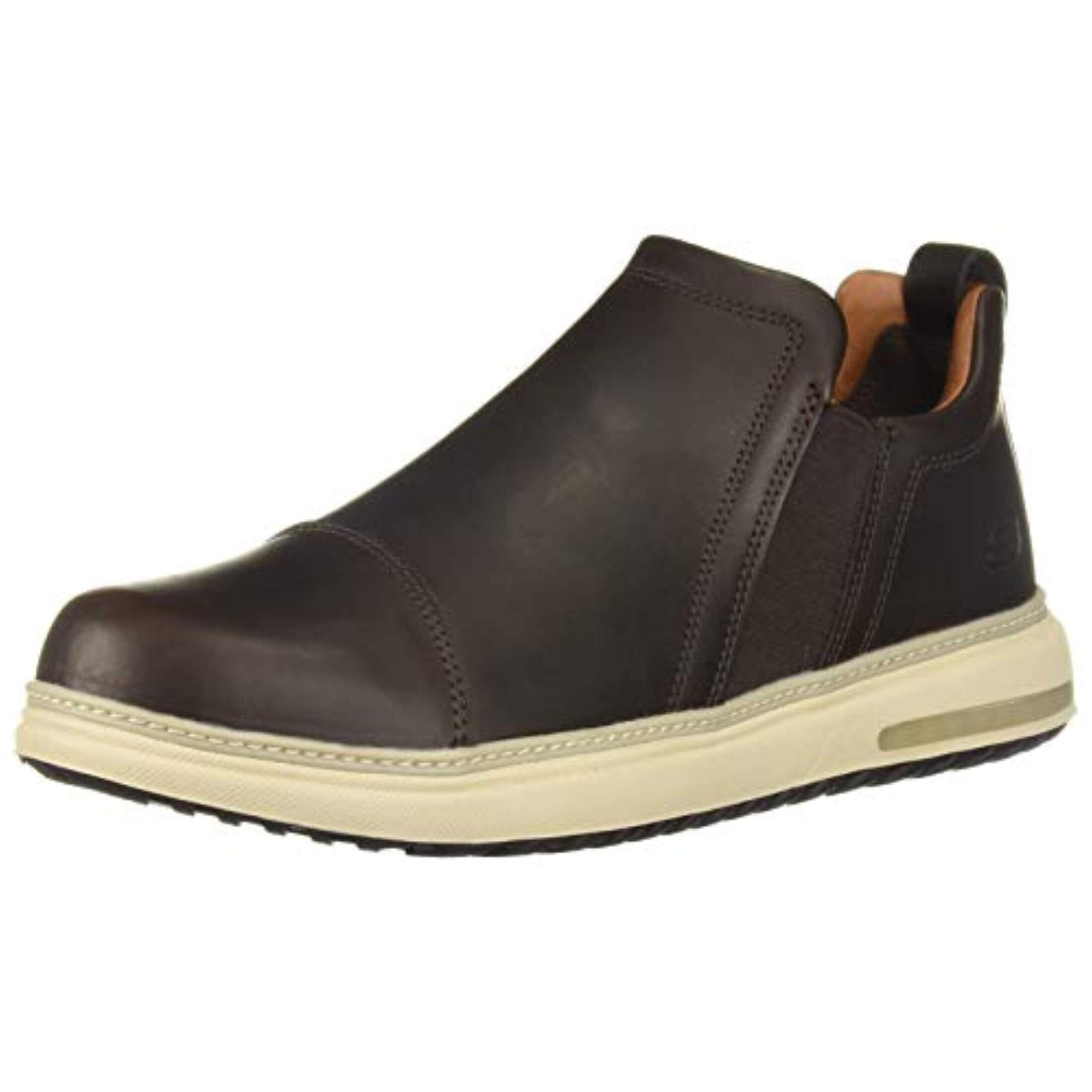 Experimentar puramente Haz un experimento  Skechers Men's Folten-Orego Chelsea Boot, Chocolate - Overstock - 27122079