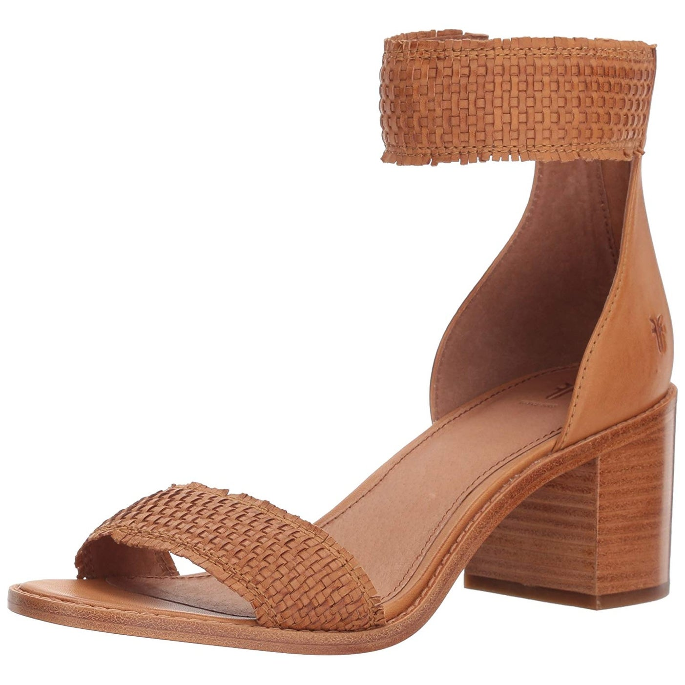 ace069115fb4 Shop Frye Womens Bianca Woven Leather Open Toe Casual Espadrille Sandals -  Free Shipping Today - Overstock - 25559889