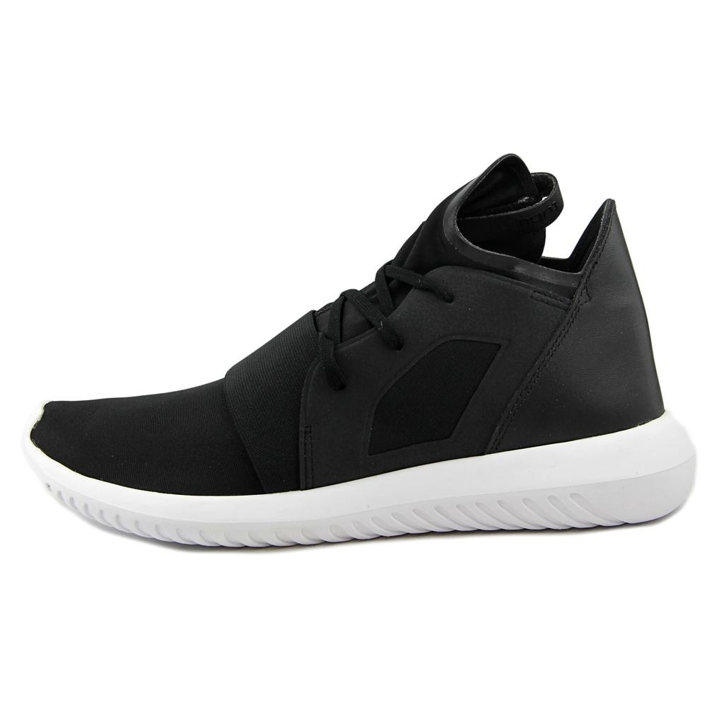 huge selection of bf9ee 58385 Adidas Tubular Defiant Women Core Black/Core Black Sneakers Shoes
