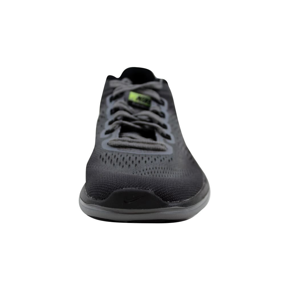 Shop Nike Women s Flex 2016 RN Shield Cool Grey Metallic Hematite-Black  852447-001 Size 7 - Free Shipping On Orders Over  45 - Overstock - 22340568 e6063b3a1