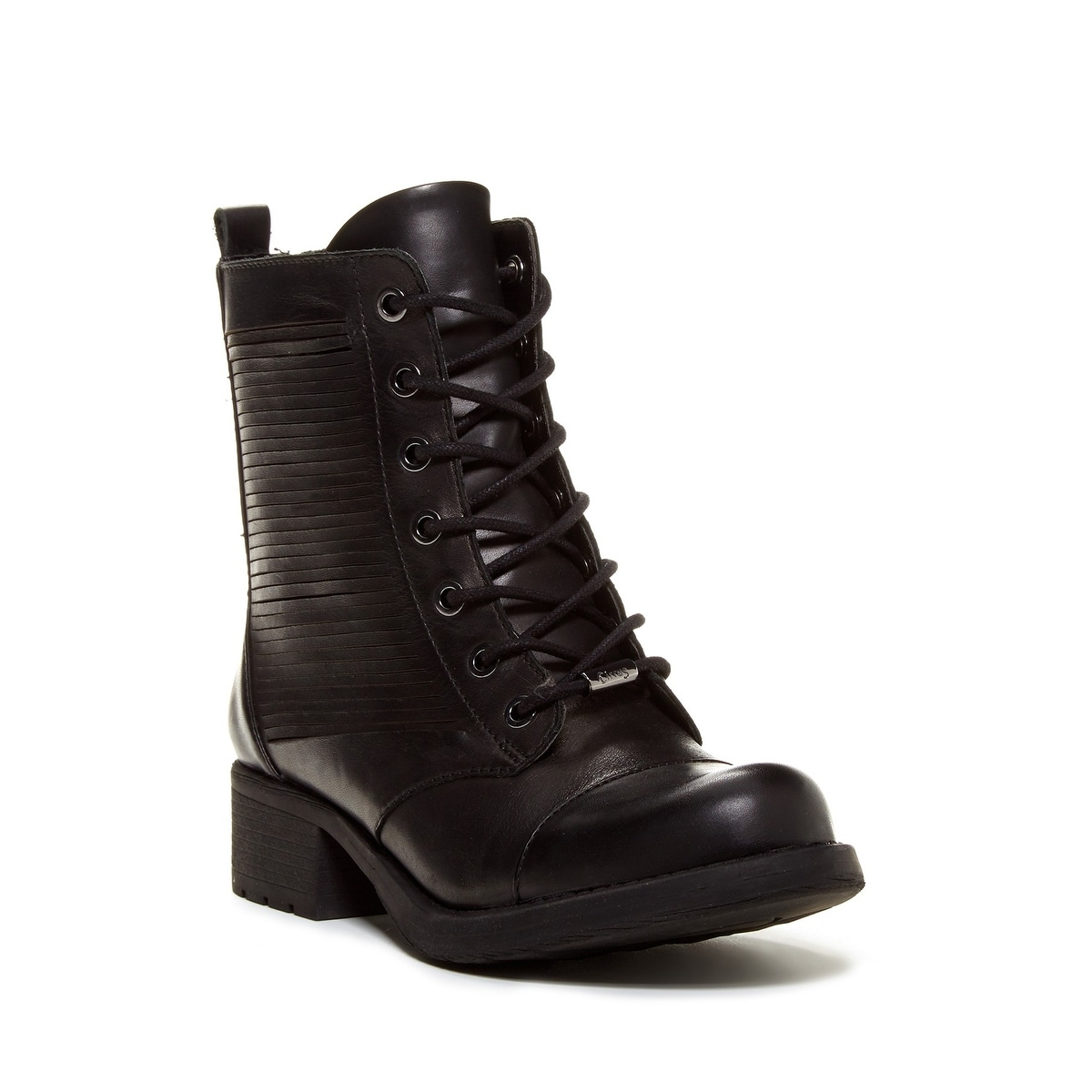 aca6edd343872d Shop Circus by Sam Edelman Women s Gatson Combat Boot - Free Shipping On  Orders Over  45 - Overstock - 14525118