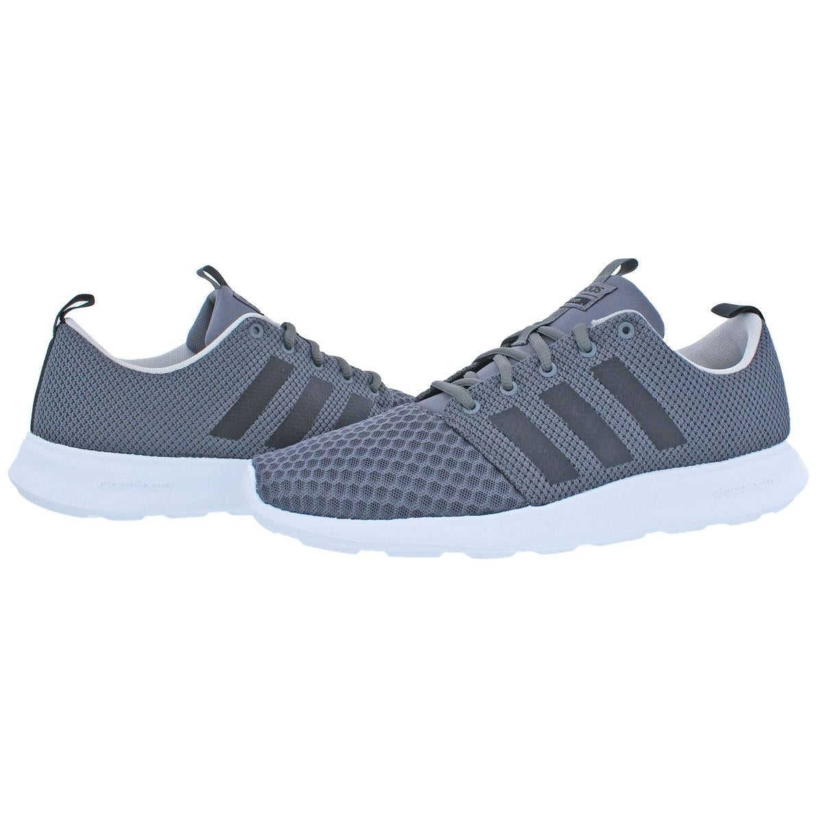 ddde7accf Shop adidas NEO Mens Cloudfoam Swift Racer Running Shoes Lightweight  Athleisure - Free Shipping On Orders Over  45 - Overstock - 22680211