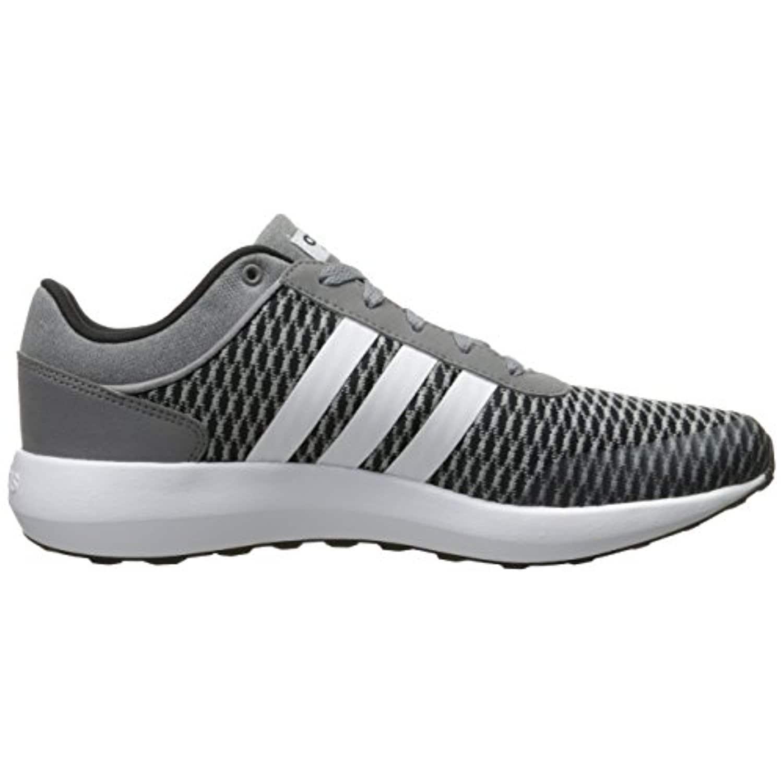 Shop adidas NEO Men s Cloudfoam Race Running Shoe efe8dbfe6