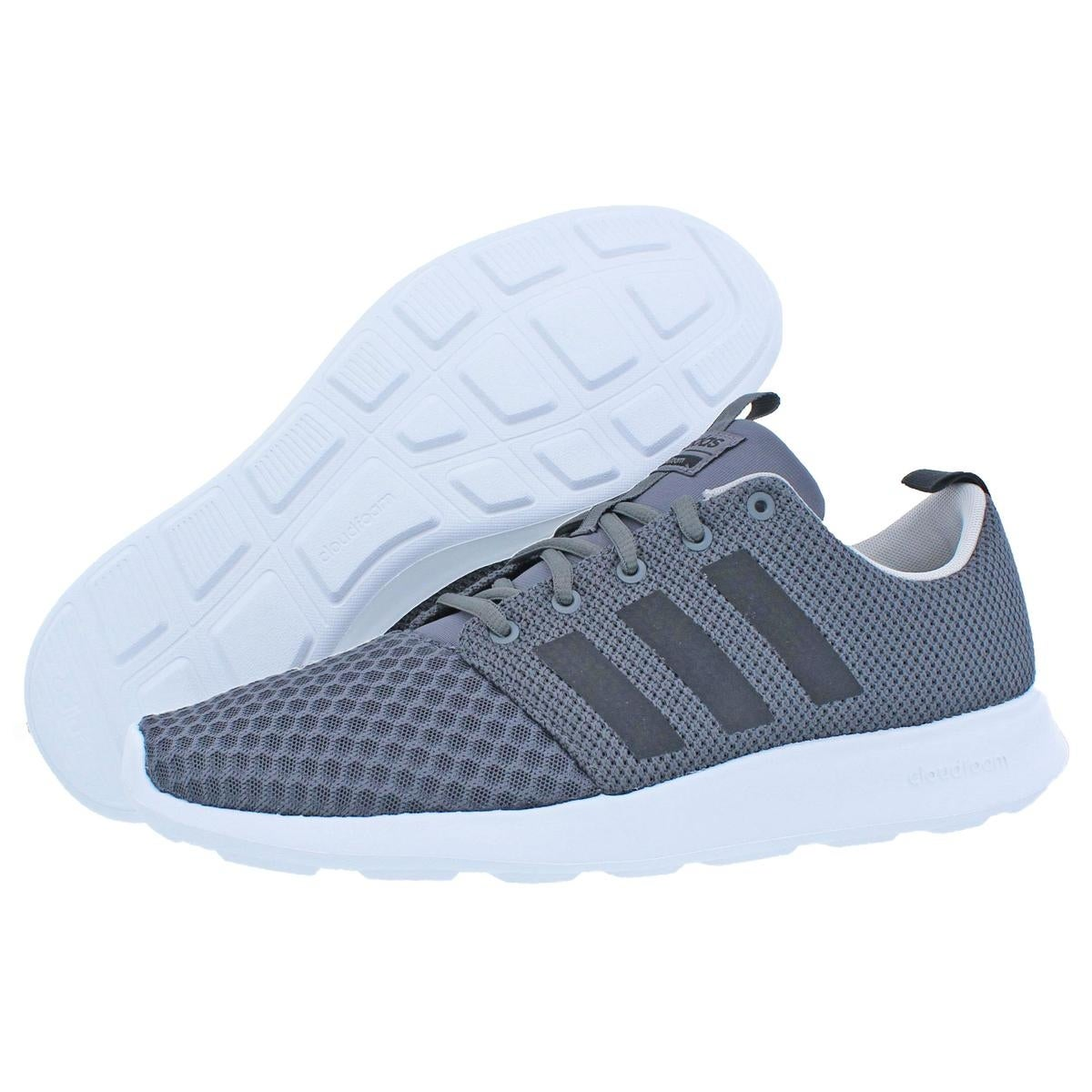 2662d13424b5fc Shop adidas NEO Mens Cloudfoam Swift Racer Running Shoes Lightweight  Athleisure - Free Shipping On Orders Over  45 - Overstock - 22680211