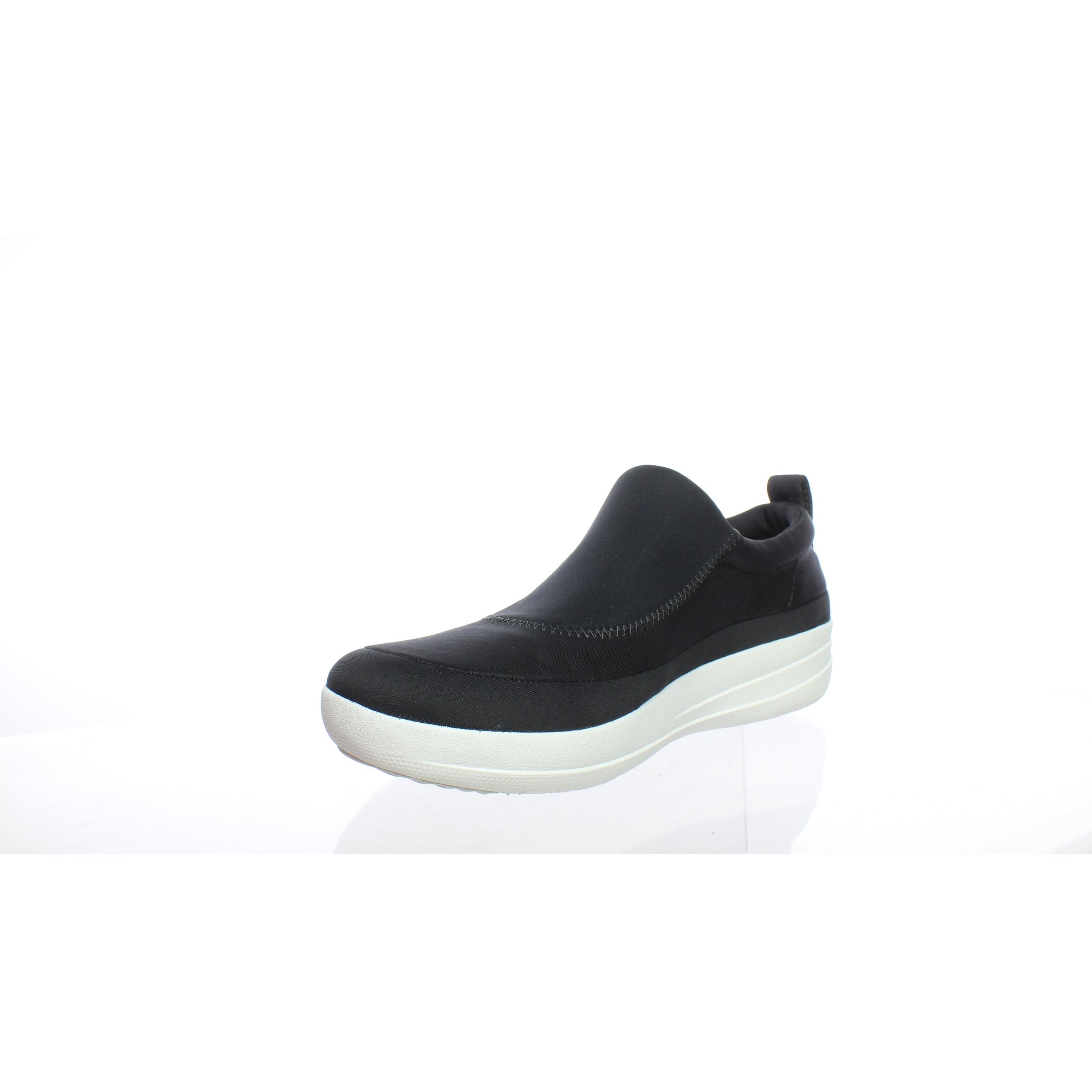 7e9baa05a Shop FitFlop Womens Freeflex Black Fashion Sneaker Size 7.5 - Free ...