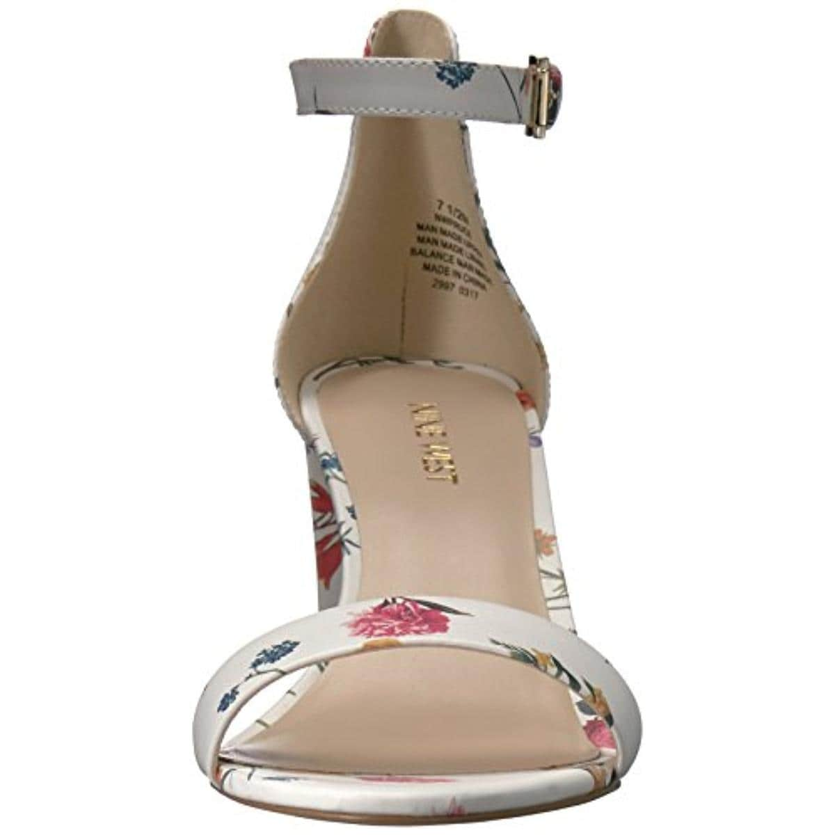 e33643d3c03 Shop Nine West Womens Pruce Dress Sandals Block Heel - Free Shipping On  Orders Over  45 - Overstock - 21139685