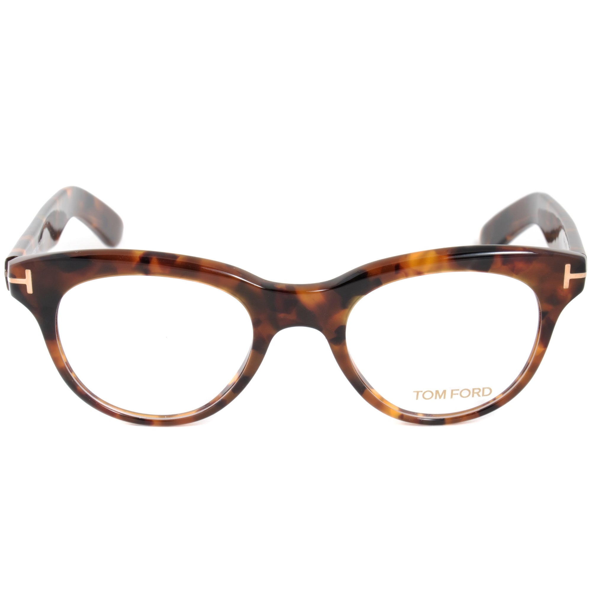 Tom Ford FT5378 52 Cat Eye | Dark Havana| Eyeglass Frames - Free ...