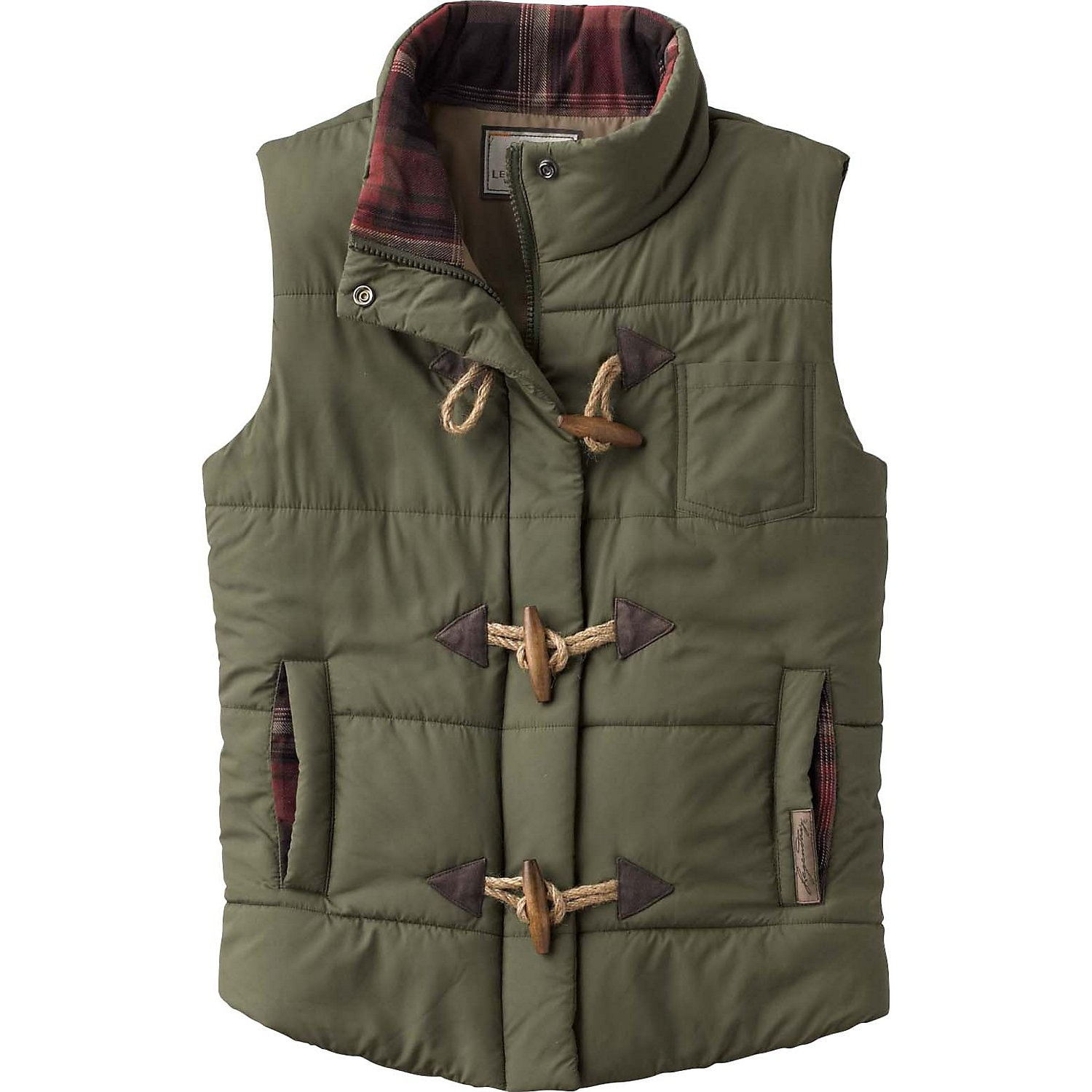 outerwear vest monogrammed radius women quilt green womens s quilted